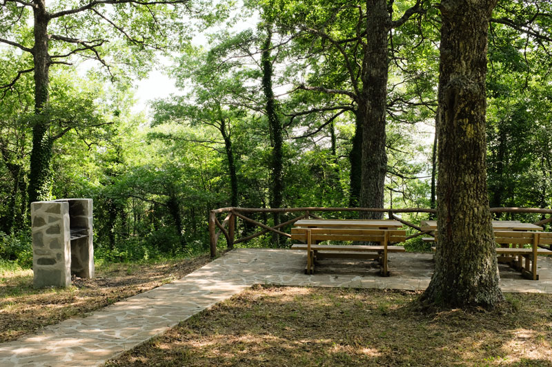 Area picnic sorgente imperatrice luoghi di interesse filiano home pro loco filiano - Area tavoli picnic barbecue roma ...