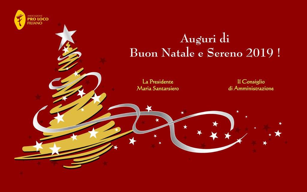 Auguri Di Buon Natale E Sereno 2019 Novità Home Pro