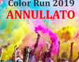 Color Run 2019 : evento annullato