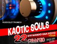 """Kaotic Souls"" live tour 2014. Tappa a Filiano"